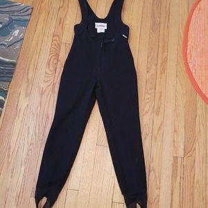 VTG Obermeyer Black Ski Suit!😍❤